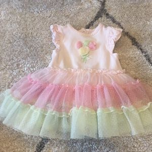 Little Me 6 Month Dress